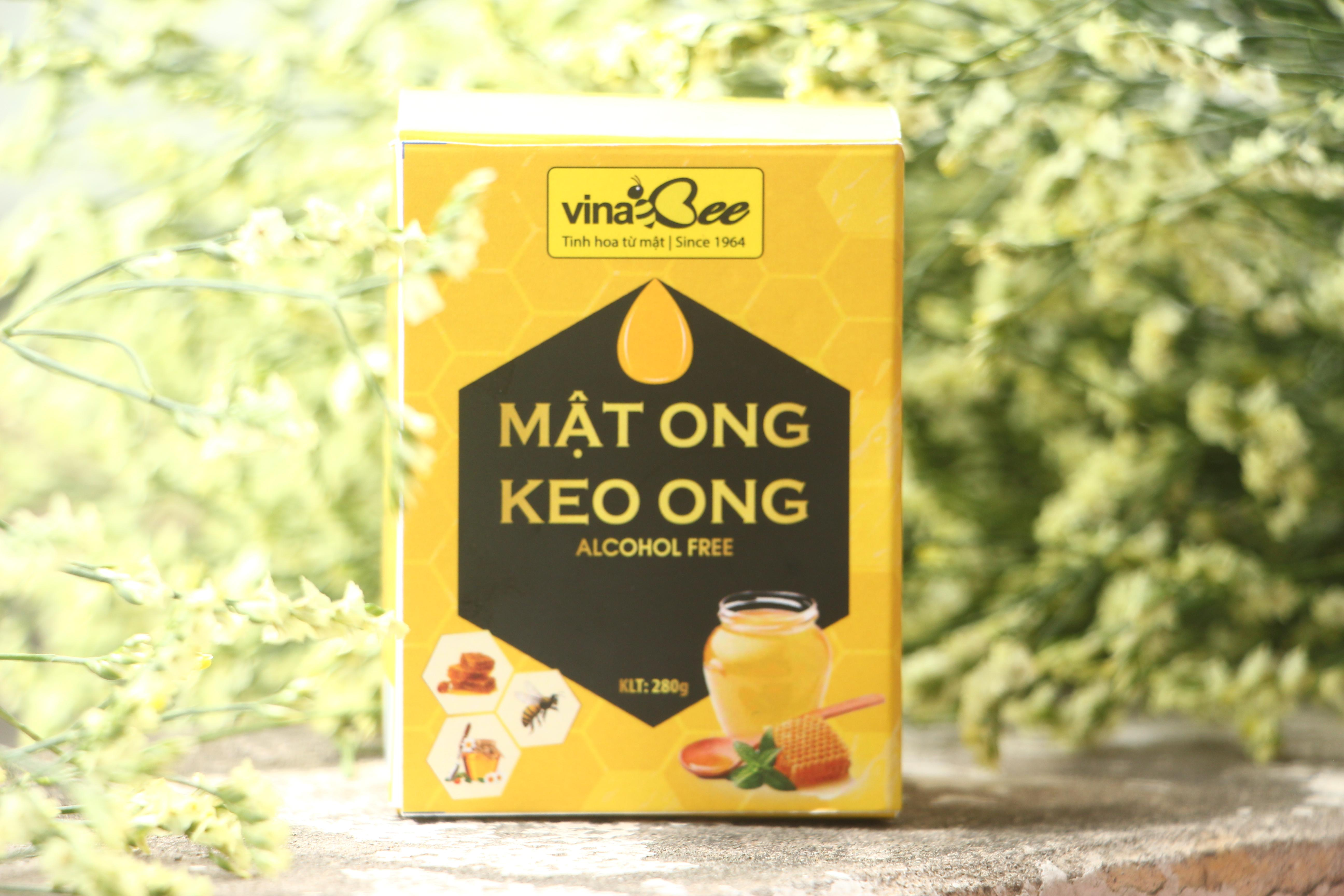 Mật ong keo ong