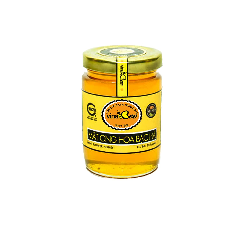Mật ong bạc hà 250g