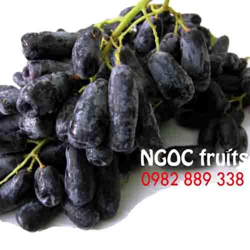 Australian Finger Grapes