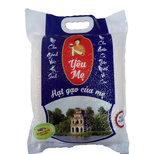 Love Mom Rice (4.5kg/pack)