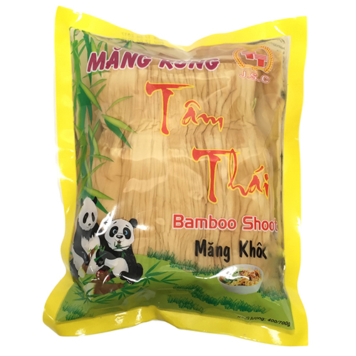 Tam Thai dried Bamboo Shoot 400gr