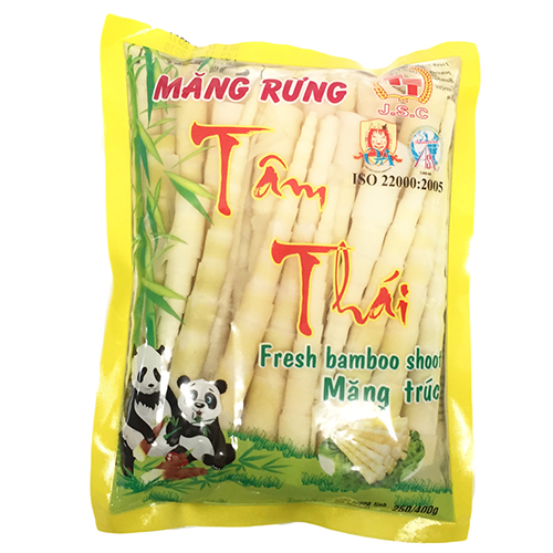Fresh Bamboo shoot 250gr
