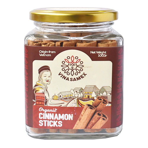 Cinnamon Stick Jar 100gr