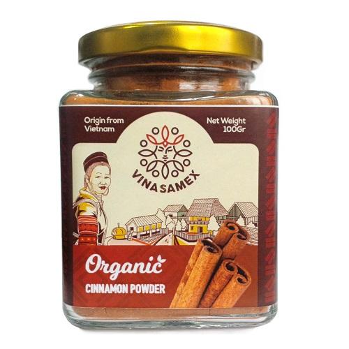 Cinnamon Powder Jar 100g