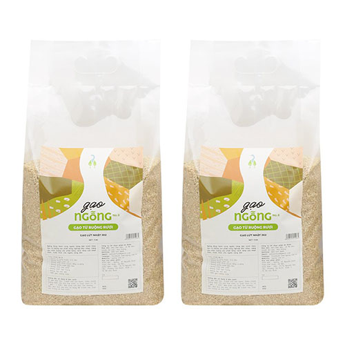 Gạo ruộng Rươi (5kg)