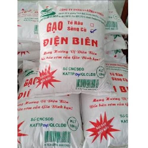 Gạo Séng Cù - Điện Biên