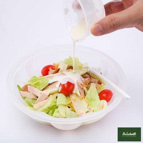 Ready To Eat - Salad gà cam